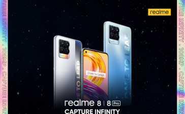 new realme 8 Series