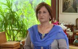 Bushara Ansari's Sumbul Shahid