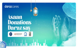 Asaan Donations Daraz Say