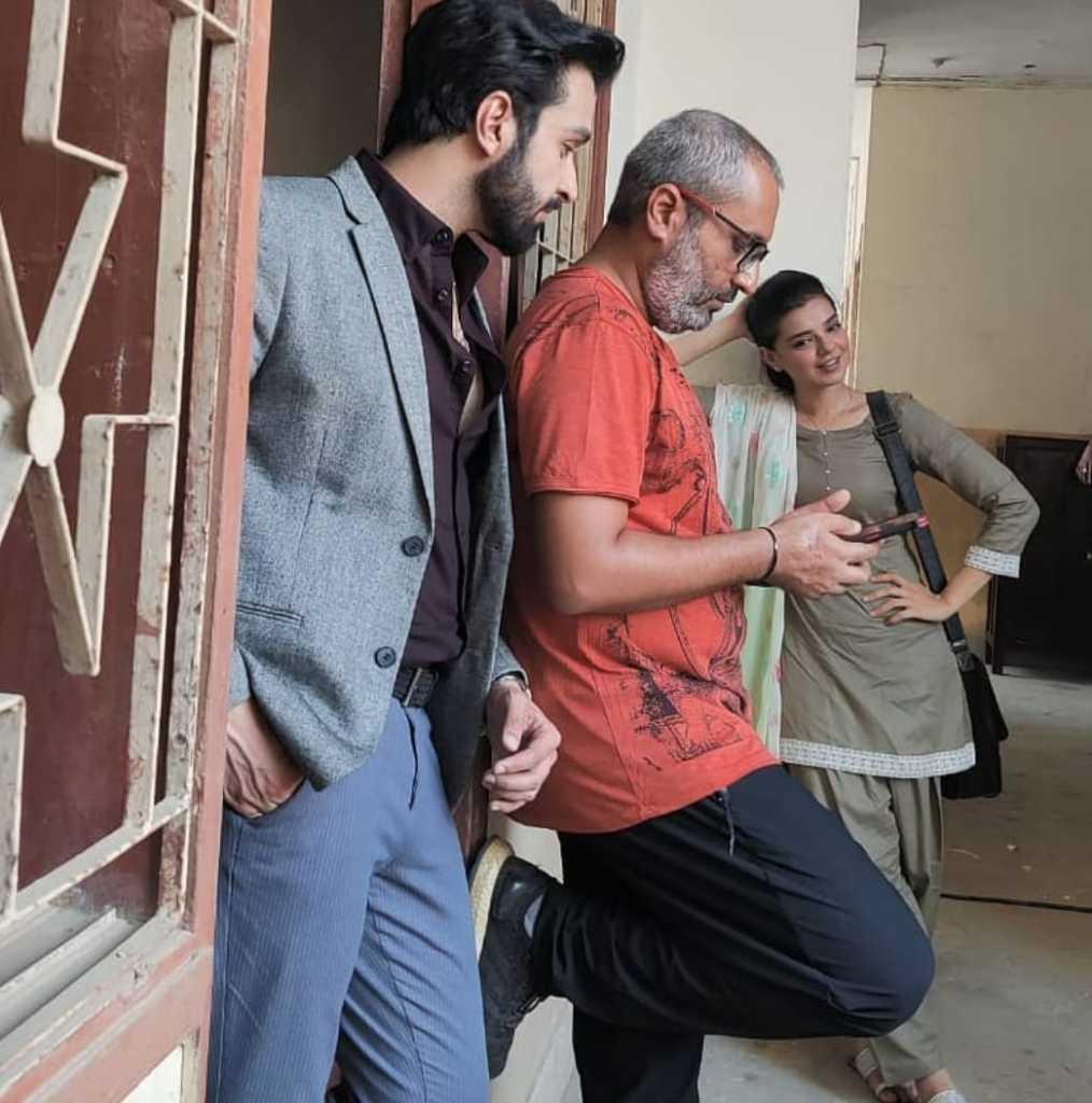 Haroon Shahid, Azfar Rehman and Srha Asghar