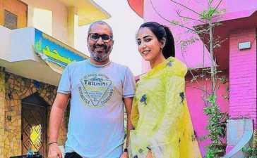 Ushna Shah's upcoming drama