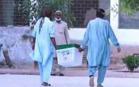 Karachi NA 249 by-polls