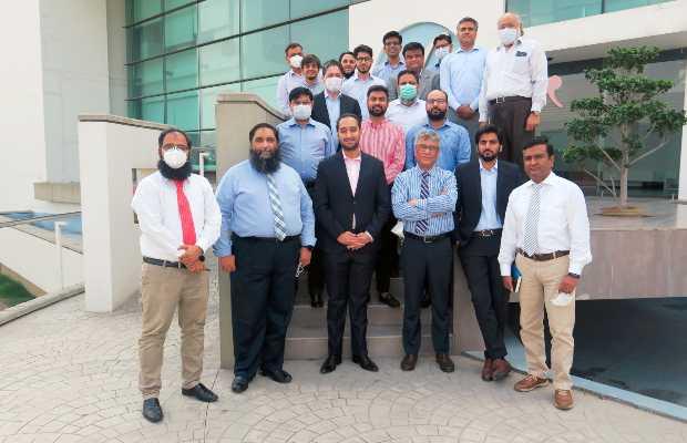 Ferozsons Laboratories Limited team
