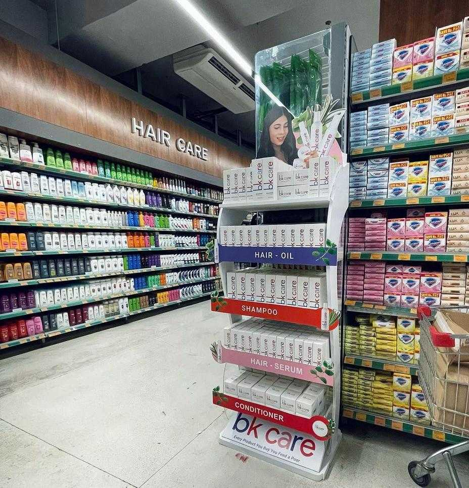BK Care Products store