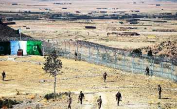 Pak-Afghan border