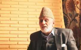 Detained Kashmiri Hurriyat