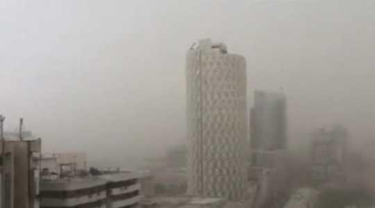 Rain hit Karachiseveral parts of Karachi