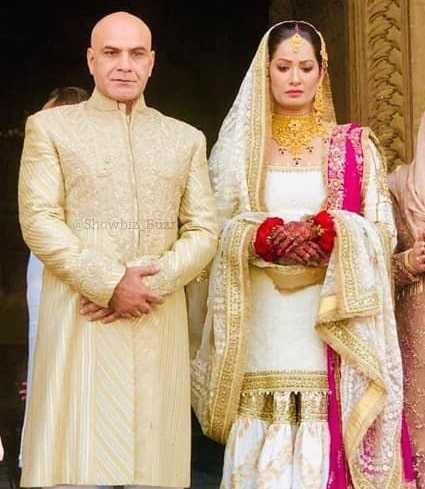 Jia ali in bridal dress