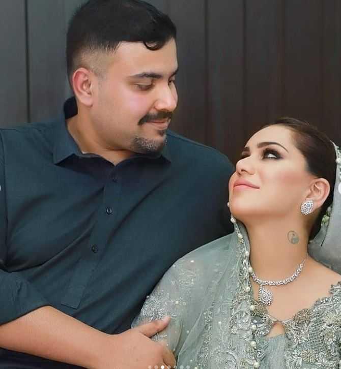 ghana ali with Umair Gulzar