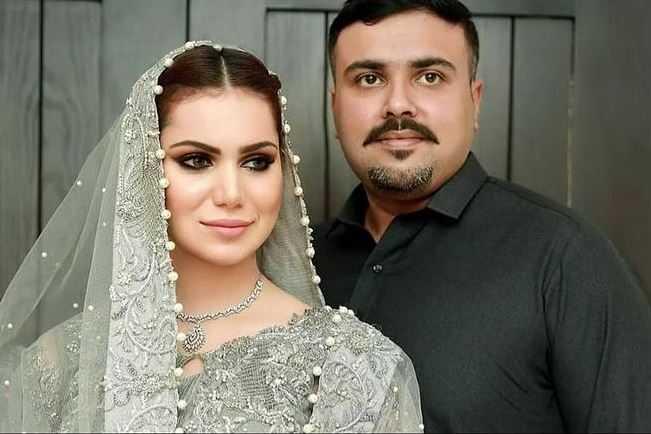 ghana ali with husband