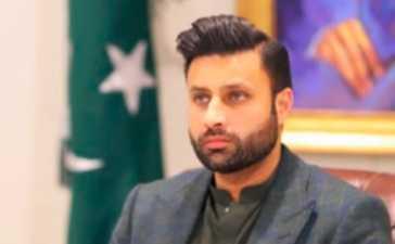 Zulfi Bukhari resigns
