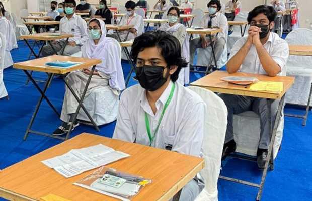 O level exams in Pakistan