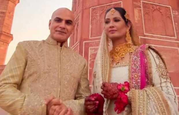 Actress Jia Ali along with Imran Idrees
