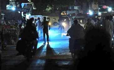 Karachiites in uproar