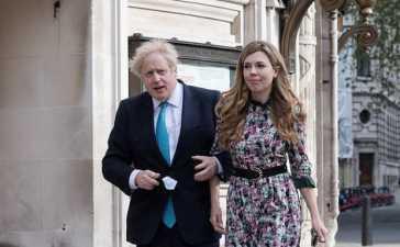 Boris Johnson marriage