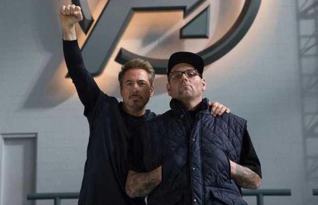 Robert Downey Jr. Mourns Death