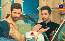 Khuda aur Mohabbat Episode-16 Review
