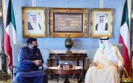 Shaikh Rasheed and PM Sabah Al-Khalid Al-Sabah
