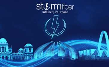 StormFiber Fiber-Optic Network
