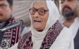 Begum Naseem Wali Khan death