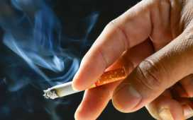 Heavy Levy on cigarettes