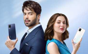 Hania Aamir & Fahad Mustafa
