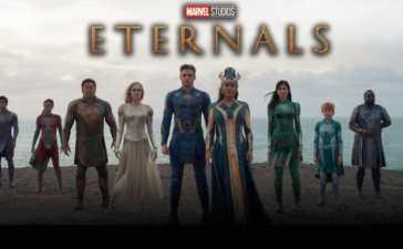 trailer of Eternals