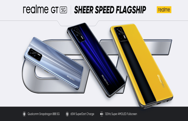 realme GT & New AIoT Products