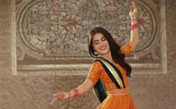 Mahira Khan's dance