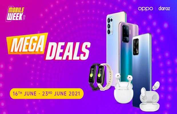 OPPO partners with Daraz
