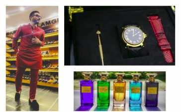 watches and perfumes
