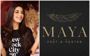 Maya Ali clothing label