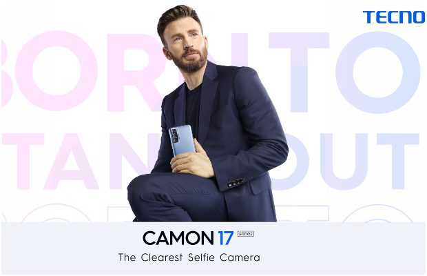 Camon 17 series
