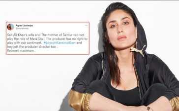 Boycott Kareena Kapoor Khan Trends