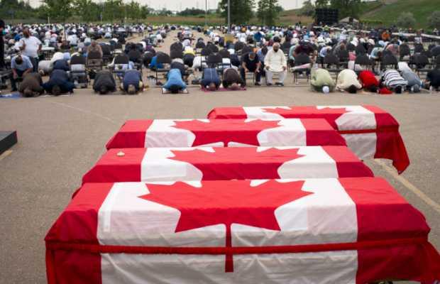 Canadian Muslim family killed