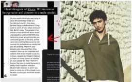 Calls to boycott Zara