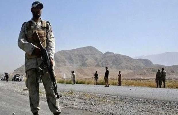 Four FC personnel martyred