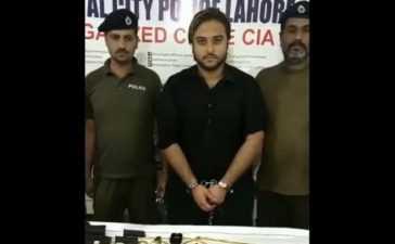 TikToker Kashif Zameer Chaudhry
