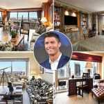 Cristiano Ronaldo put up his Trump Tower apartment to sell at a huge $10 million loss, report