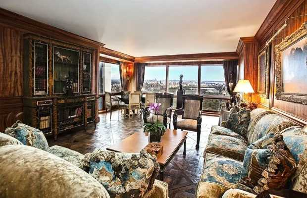 inside view of  Trump apartment-2