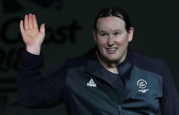 New Zealand weightlifter