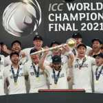 New Zealand crowned WTC champs with 8-wicket win over India