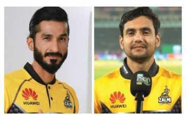 Haider Ali & Umaid Asif