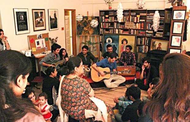 Sabeen Mahmood's T2F