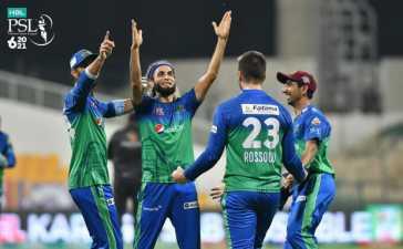 Underdogs Multan Sultans