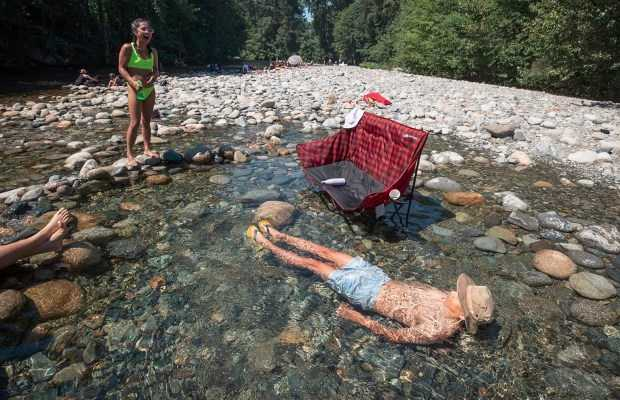 Canada as heatwave shatters records