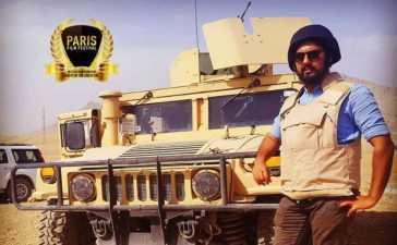Shehzad Hameed Ahmad's documentary
