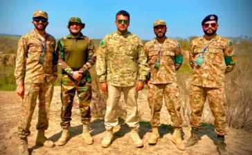 military reality show
