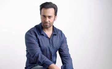 Overload's frontman Farhad Humayun