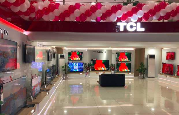 TCL's new Flagship Store